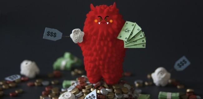 money evil