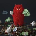 money evil feature